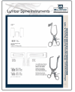 Lumbar Spine Instruments