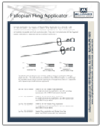 Fallopian Ring Applicator