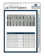 Lap Knot Pusher